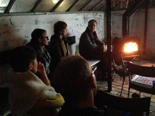 Kalle Brolin about Sunshine Socialist Cinema CC:BY-NC.