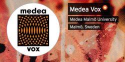 Medea Vox Logo splash